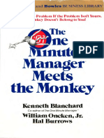 [Blanchard et al., 1989] The One Minute Manager Meets the Monkey.pdf