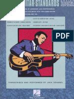Jack Grassel Jazz Guitar Standards