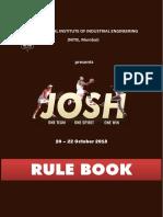 Josh Rulebook 2018