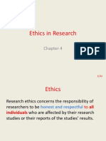 4-Ethics in Research