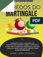 eBook Segredos Do Martingale na Lotofácil