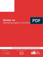 GUIA Del Master en Marketing Digital y ECommerce