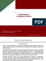 Presentazione L'Organismo Edilizio - Paolbert