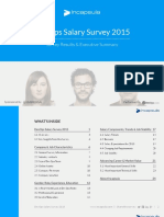 Report - DevOps Salary Survey 2015