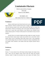 limfadenitis filariasis