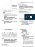 Statistics and Probability- Notes