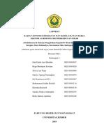 LAPORAN K3 Sektor Agroindustri