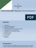 HVDC TRANSMISSION