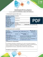 Guía - Fase 1 - Realizar El Reconocimiento Revision Del Curso