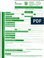 FCPSII Elective Rotation Form