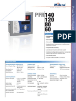 Mikro - Power Factor Regulator