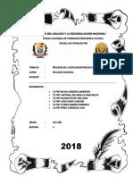 La Educacion en El Peru actual 2018