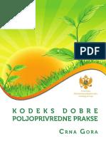 Kod Dobre Poljoprivredne Prakse Za Crnu Goru (1)
