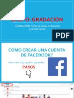 Como Crear Una Cuenta de Facebook (PPT)