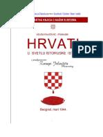 Hrvati u svetlu istine