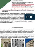 A AFIRMAÇÃO DO MODERNISMO.pptx