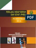 PHBS & Jamban Sehat NEW.ppt