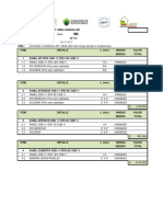 Presupuesto Kit Obra Gruesa Casa m2