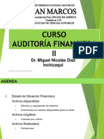 La Auditoria Financiera a-2018
