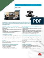 Huawei Videoconferencing HD Endpoint TE30 Data Sheet