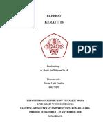 keratitis rswn