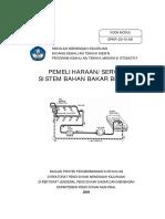 Pemeliharaan_servis Sistem Bahan Bakar Bensin