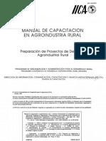 Desarrollo de Proyectos Agroindustriales