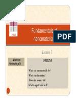 Microsoft PowerPoint - Lecture5_NanomatFundamentals