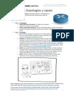 1.03 Redes (Topologías, Capas y Línea de Comandos)
