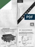 Manual Atari Eletronica