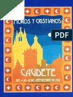 Programa de Fiestas de 1998