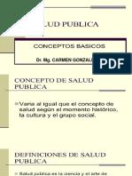 02 Clase - Salud Publica