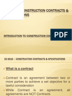 Contract Manual