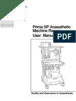 SP User Manual