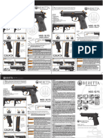Manual Beretta 92FS Spring Airsoft 07R11