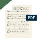 Ultima Pagina Perfect Piano Part