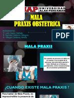 Mala Praxis Obstetrica