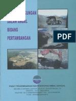 Aspek Lingkungan Dalam Amdal Bidang Pertambangan