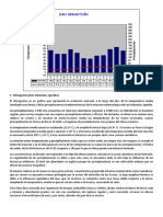 Comentario de Climograma de San Sebastián (Libro Nuevo)