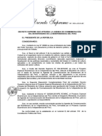 Agenda Para El Bicentenario