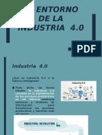 EL Entorno de La Industria 4.0