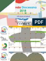 Agenda Diocesana 2018