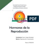Hormonas de La Reproducción