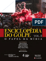 CARTA AO FUTURO DO BRASIL. Enciclopédia do golpe – Vol. 2