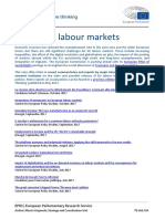 EU Labour Markets, 2017
