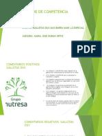 Informe de Competencia 20 de Mayo 2018