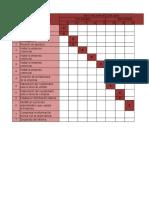 Programa Auditoria Excel