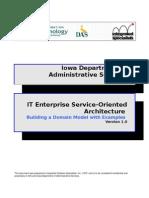 EBSOA Expansion Planning Building a Domain Model