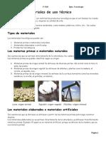 Bloque II_ Materiales de Uso Técnico