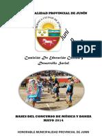 Bases de Chonguinada Preliminar Mayo 2014